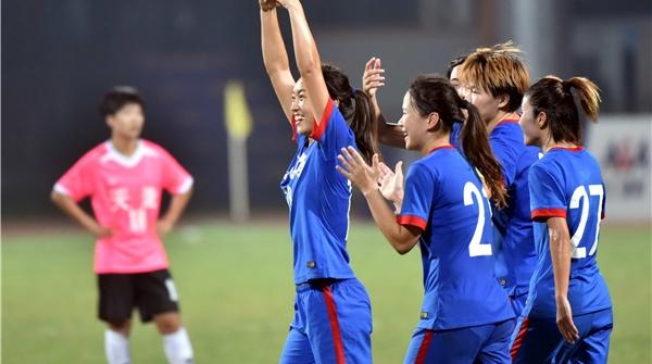 孙雯视角|上海女足的冠军,不是运气,是水到渠成