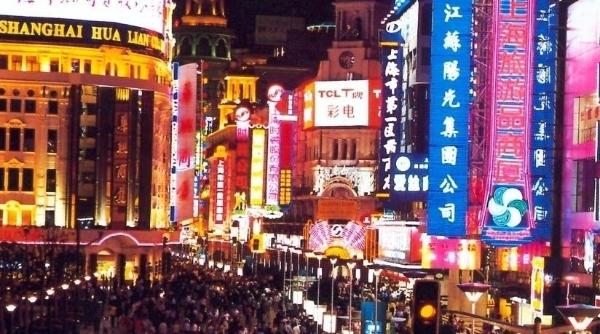 南京东路与南京西路,一字之差气质有多不同