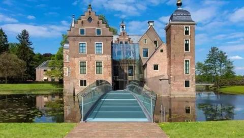 天下游   荷兰这些古堡你去过吗?羊角村、风车村、郁金香花园都OUT啦!