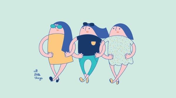 音乐让三个素不相识的90后女留学生走到一起