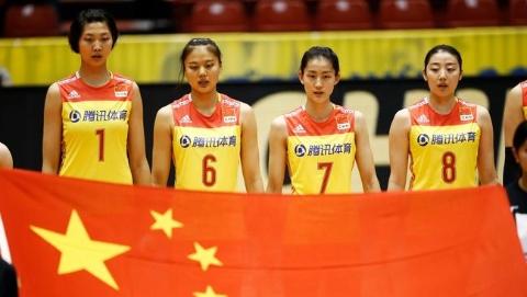 3比1胜日本 中国女排大冠军杯五战全胜夺冠