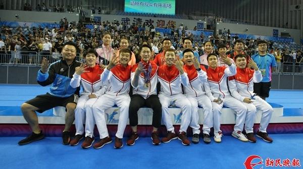天津全运会|上海代表团成功的背后是什么?