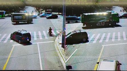 """上海首套""""九合一""""电子警察正式启用 未来乱用远光灯、非机动车逆行都能拍!"""