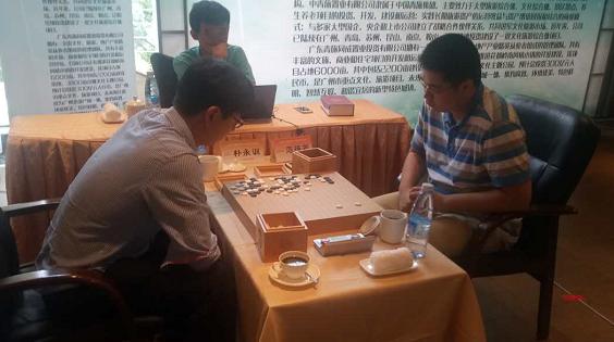 围甲第17轮:上海建桥客场不敌广东