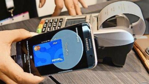 德国人对手机支付不买账,还是数着硬币用现金