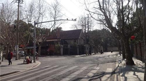 武康路:这里曾是周璇的家