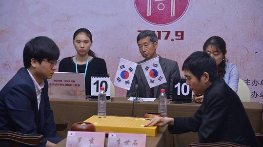 亚洲电视快棋赛平湖收盘 韩国罗玄八段首次夺冠
