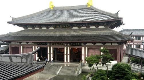 从留云禅寺到云翔寺,南翔有一个江南鲜见的仿唐寺院建筑群