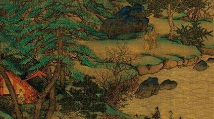 凑一个故宫兴起的山水画的热闹,也来说说南北宗