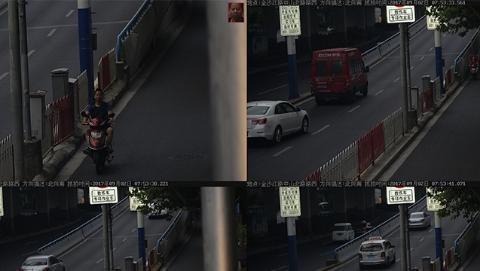 """非机动车交通违法行为 """"电子警察""""也能拍了!"""