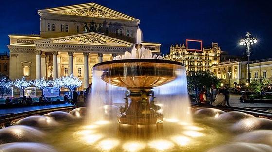 """莫斯科大剧院的""""向经典致敬"""""""