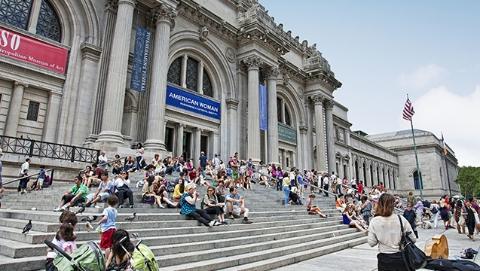 """猫途鹰评出""""全球最佳博物馆"""" 大都会艺术博物馆夺得三连冠"""