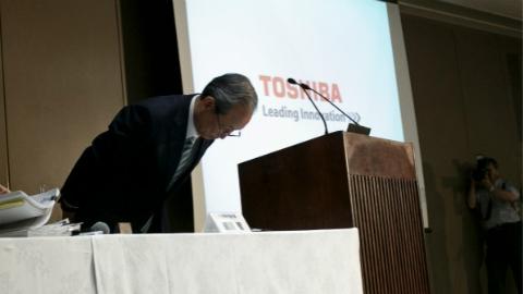 东芝向日美韩联合体出售半导体业务