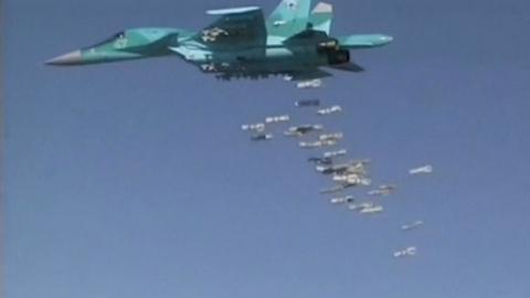 """俄空天军在叙利亚战场""""扭转乾坤"""""""