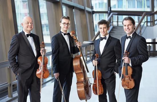 过贝多芬的弦乐四重奏吗 今晚它就将在上海大剧院上演
