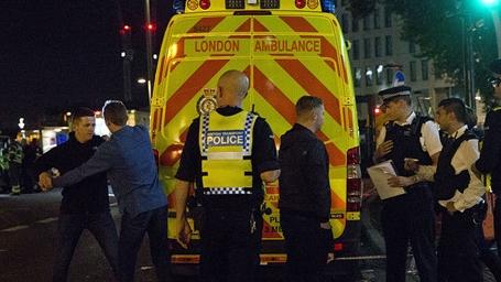 伦敦一购物中心发生有毒物质袭击事件致6人伤 1人已被捕