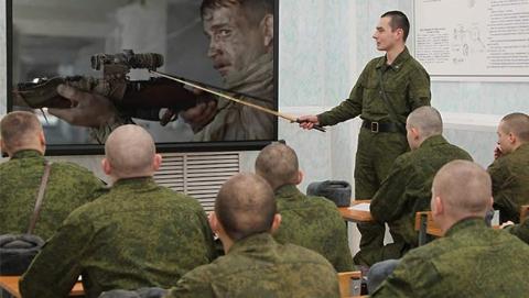 """俄罗斯讨论为军人看电影""""立法"""""""
