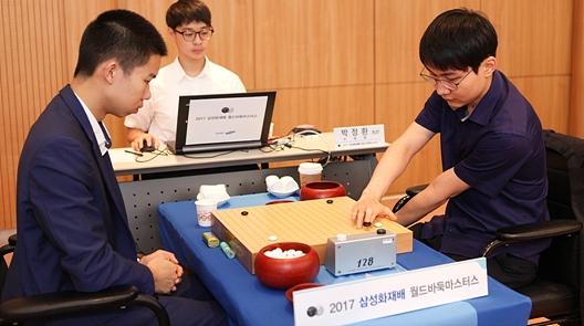 三星车险杯世界大师赛决出四强 中国三员战将入围