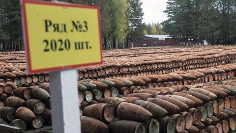 普京下达指令 销毁俄罗斯最后一批库存化武