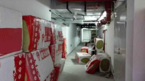 开发商将一超高层建筑避难层改为办公室  消防部门顶格处罚20万
