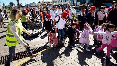 """7级以下一般无伤亡 九成房屋不惧9级强震 """"地震之国""""智利为啥特别抗震?"""