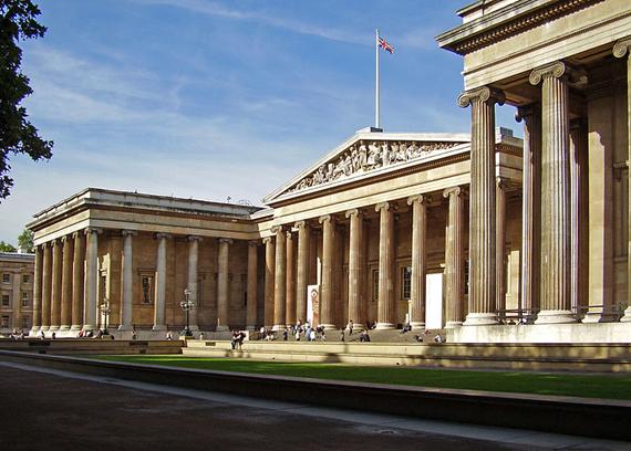 六件中国当代玉雕将陈列大英博物馆玉器馆