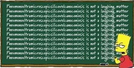 你知道最长的英语单词有多少个字母吗?45个!