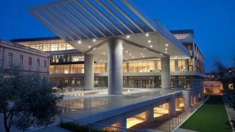 四海城事 | 虚拟参观、线上应用,雅典卫城博物馆走入数字化时代