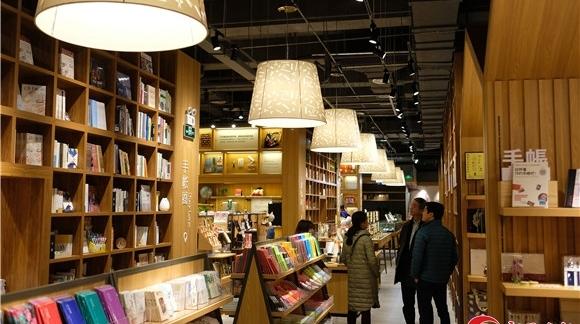 实体书店纷纷开分店:爱美者找到美,爱文者找到知音