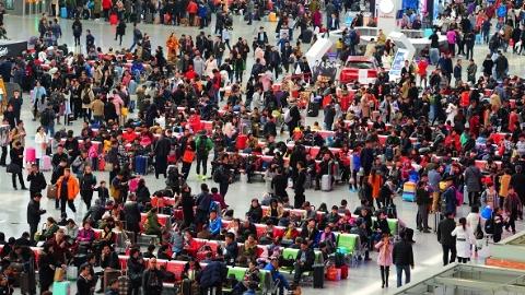 今起开售春运火车票  上海铁路局10大售票新举措温暖回家路