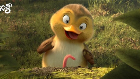 超萌!3月,去看这部进军全球的国产动画《妈妈咪鸭》吧