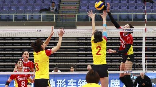 600万网络观众收看女排揭幕战!中国排超联赛展现最强数据