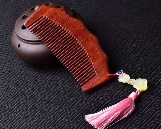 七夕会|梳子呵护的健康