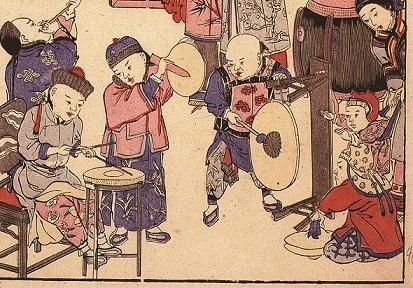 上海年画的根,中国传统木版年画的一抹辉煌