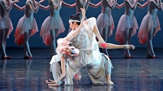 远涉重洋艳栖剧场 舞剧《朱鹮》首登美国纽约林肯艺术中心