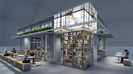 上海唯一一家深夜书店开业 用文化温暖城市人心