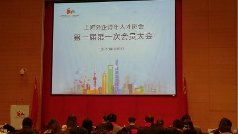 服务外企青年 上海成立外企青年人才协会