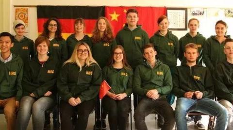 """""""学汉语怎么都值得"""" 德国学校掀汉语学习热"""