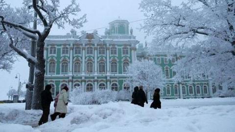当世界冷得受不了时,请拿走俄罗斯人的御寒妙招