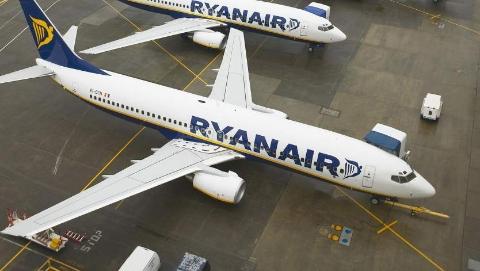 瑞安航空新规:登机箱也要收费了