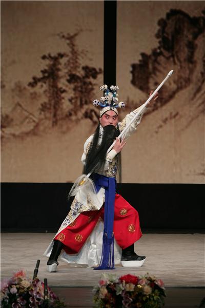 《一箭仇》剧照 张帆饰史文恭7.JPG