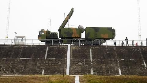 弯弓射狼 中国红旗系列对空导弹(一)