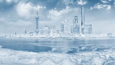 上海拉响首个霜冻黄色预警 今天早晨全城0℃以下