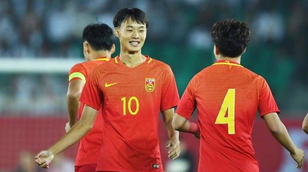 申花小将跳级参加U23!19岁的刘若钒潜力无限