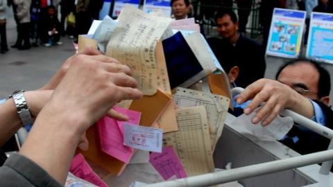 """""""伪装者""""骗取企业增值税发票虚开10亿余元    上海警方摧毁多个犯罪团伙"""