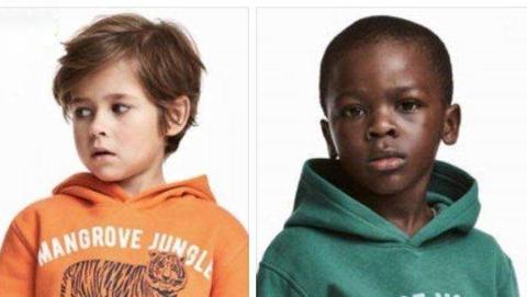 H&M为涉嫌种族歧视广告道歉
