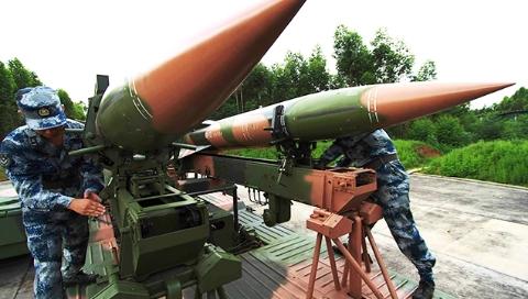 弯弓射狼 中国红旗系列对空导弹(二)