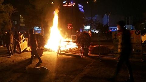 专家论坛 年关骚乱 伊朗究竟发生了什么?