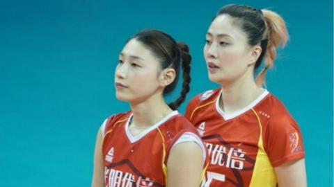 全国女排超级联赛八强赛:上海女排进入四强成定局