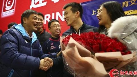 """""""新民晚报杯""""给我们无数个""""爱乒乓爱上海""""的理由"""